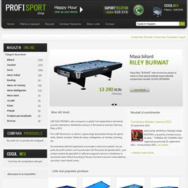 Profi sport shop